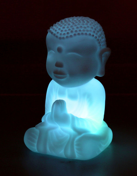 Color Changing Buddha Light - 5.5""