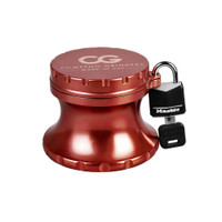 Compton Grinders Compton Vault | Red | Wholesale Distributor