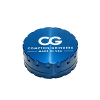 Compton Grinders Medium Grinder | Blue | Wholesale Distributor