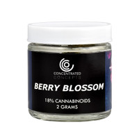 Concentrated Concepts CBD Flower | Berry Blossom | Wholesale