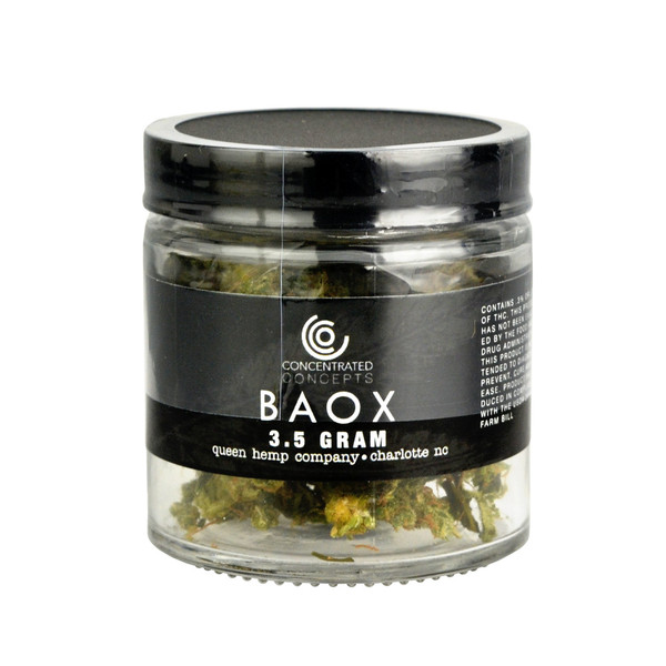 Concentrated Concepts CBD Flower - Baox | 3.5 Grams