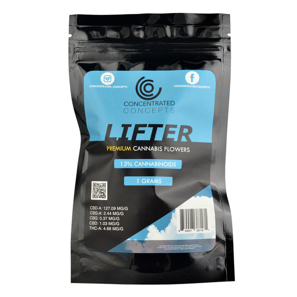 Concentrated Concepts CBD Flower | Lifter