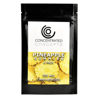 Concentrated Concepts CBD Gummies | Pineapple | Wholesale