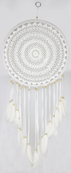 Crochet Dreamcatcher - 12 - AFG Distribution