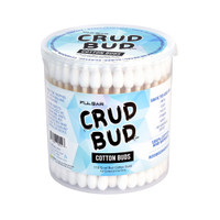 Crud Bud™ Dual Tip Cotton Buds - 8 Pack | 110pc Tub