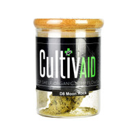 Cultivaid Top Shelf Organic Hemp Flower | D8 Moonrocks | Wholesale