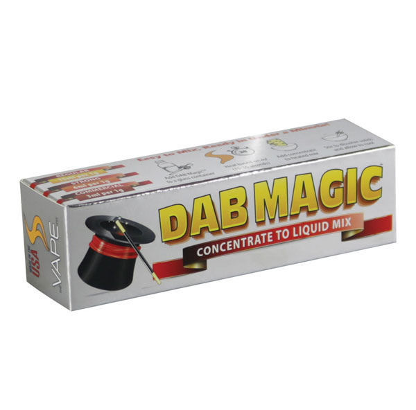 Dab Magic Concentrate to E-Juice Mix - Watermelon