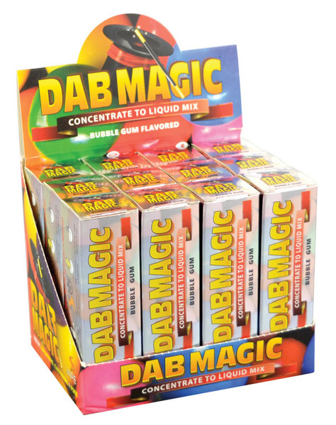 Dab Magic Concentrate to E-Juice Mix - Bubblegum | 12pc