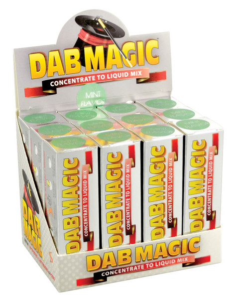 Dab Magic Concentrate to E-Juice Mix - Mint | 12pc