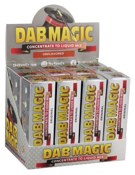 Dab Magic Concentrate to E-Juice Mix - Original | 12pc