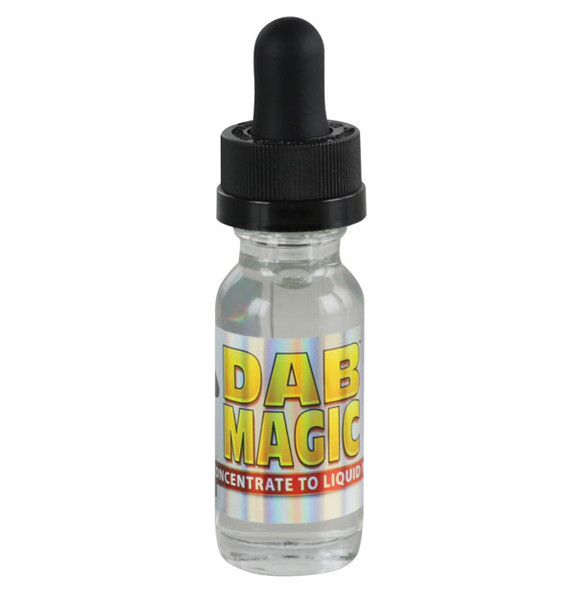 Dab Magic Concentrate to E-Juice Mix - 15ml | Strawberry