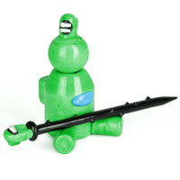 Dabbing Set w/ Dabber, Carb Cap, & Stand | Wholesale