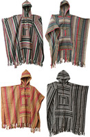 Dari Cotton Poncho - Large | Assorted