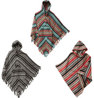 Dari Cotton Poncho - Medium | Assorted