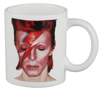 David Bowie Aladdin Sane Ceramic Mug - 11oz