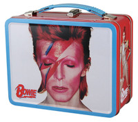 "David Bowie Aladdin Sane Lunch Box - 8.5"" x 6.75"""