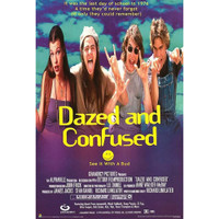 Dazed and Confused Poster | Wholesale Distributor