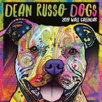 Dean Russo Dogs 2019 Wall Calendar - AFG Distribution