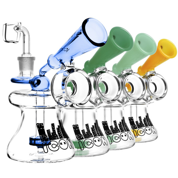 Diamond Glass Icon Raygun Rig | Wholesale Distributor