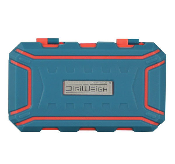 DigiWeigh Cyber Series Scale - 100gx0.01g | Blue/Orange