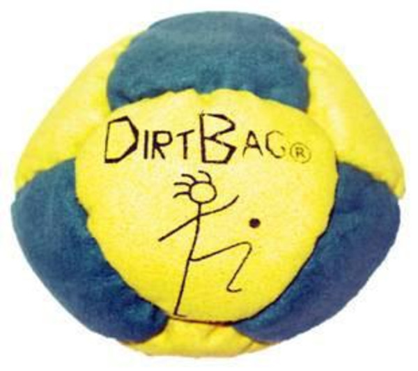 Dirtbag Microsuede Sand-Filled Footbags - 48pc
