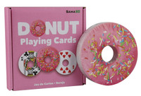 "Donut Playing Cards - 3.5"" Round"