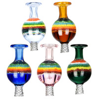 Dot Rainbow Multi-Directional Ball Carb Cap | Wholesale