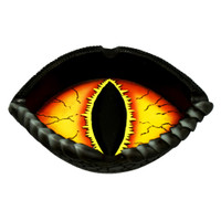 Dragon Eye Polyresin Ashtray | Wholesale Distributor