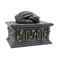 Dragon Guardian Sarcophagus Stash Box | Wholesale Distributor