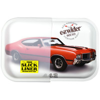 E-Z Wider Rolling Tray w/ Slick Silicone Liner | All Torque | Wholesale