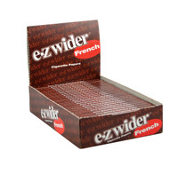 EZ Wider Rolling Papers - French | 24pc Display