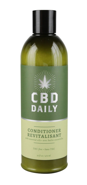 Earthly Body Cbd Daily Conditioner 16oz