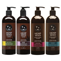 Earthly Body Hemp Seed Hand & Body Lotion | 12pc Kit | Wholesale