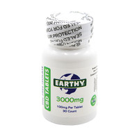 Earthy Now CBD Isolate Chewable Tablets | Wholesale Distributor