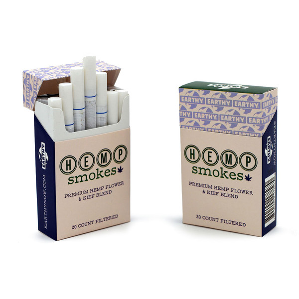 Earthy Now Filtered CBD Hemp Smokes | Wholesale Distributor