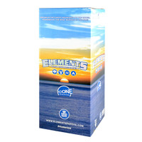 Elements Rice Pre-Rolled Cones - Kingsize | 800pc Box