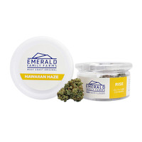 Emerald Family Farms Hemp Flower | Hawaiian Haze | Wholesale