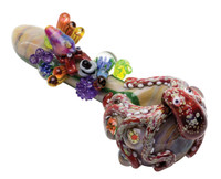 "Empire Glassworks Spoon Pipe - 6"" / Finding Kraken"