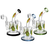 Eye Stoned Oil Rig - 6.75"