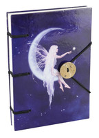 Fairy Moon Hardcover Journal - 5x7 - AFG Distribution
