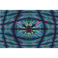 Feed A Hippie Tie Dye Tapestry | Warped Peace | Wholesale