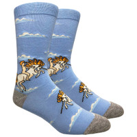 FineFit Novelty Socks | Unicorn Rider | Wholesale Distributor