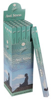 Flute Incense - 25pc - Anti Stress - AFG Distribution