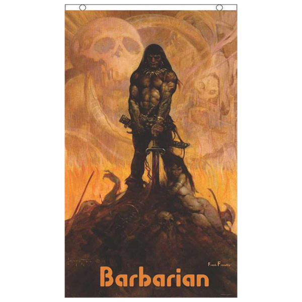 Fly Flags - 3'x5' | The Barbarian