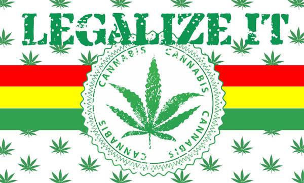 Fly Flags - 3'x5' | Legalize It Cannabis Design | Distributor