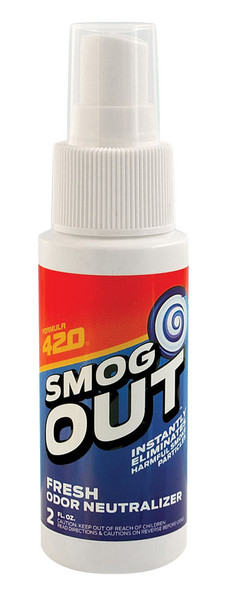 Formula 420 Cleaning Products - 2oz | Smog Out