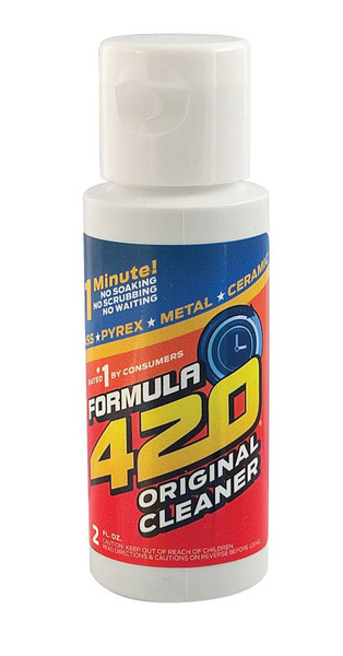 Formula 420 Cleaning Products - 2oz | Original