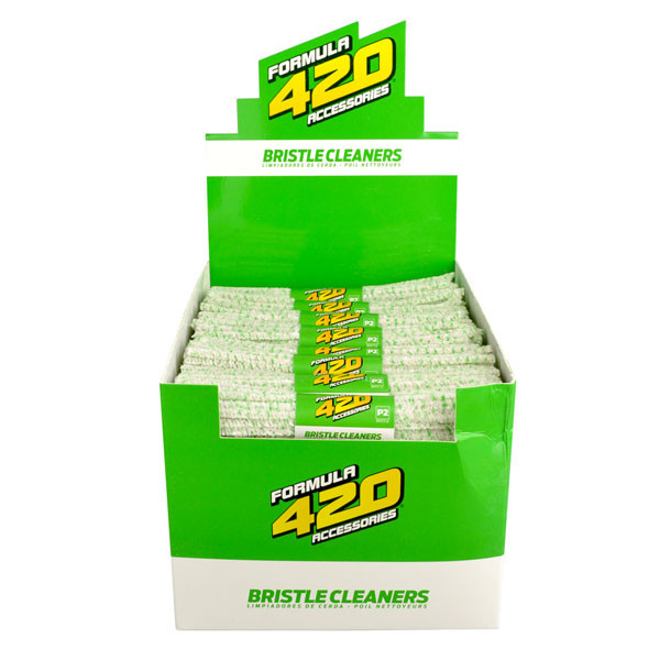 Formula 420 Pipe Cleaners - Bristle | 48pc Display