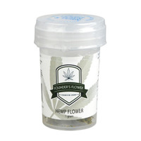 Founder's Hemp CBD Flower - 12pc Case | 1 Gram
