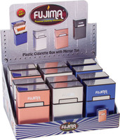 Fujima Cigarette Case Mirror Top - Kingsize | 12pc
